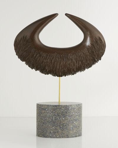 "Ashley Hicks, '""Bull's Horn II"" sculptural object', 2019"