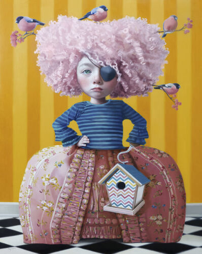 Olga Esther, 'LadyBird', 2019