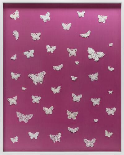 Vik Muniz, 'The Burano Suit (Pink)', 2017