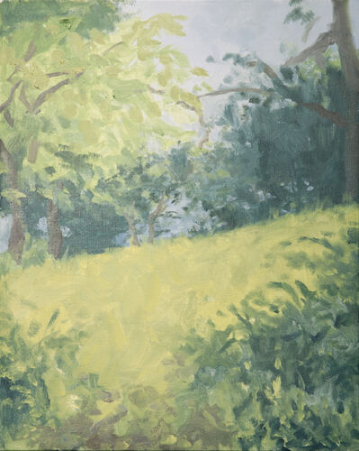 Merrill Wagner, 'LATE SPRING - SUMMER 2009', 2016