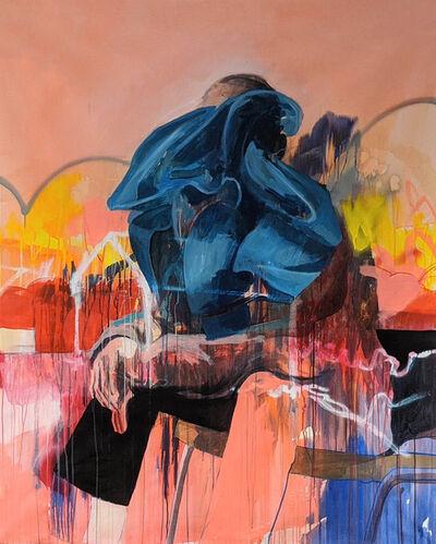 Julien Graizely, 'En attendant II', 2021