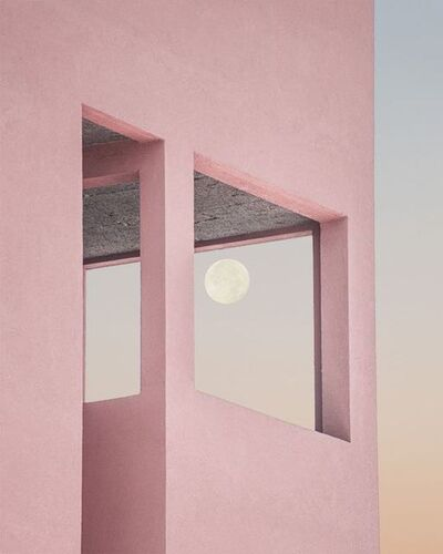 Matthieu Venot, 'Full Moon', 2018