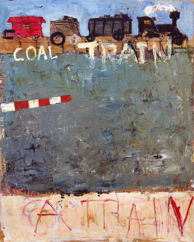 Bill Fisher, 'Coltrain', 2016