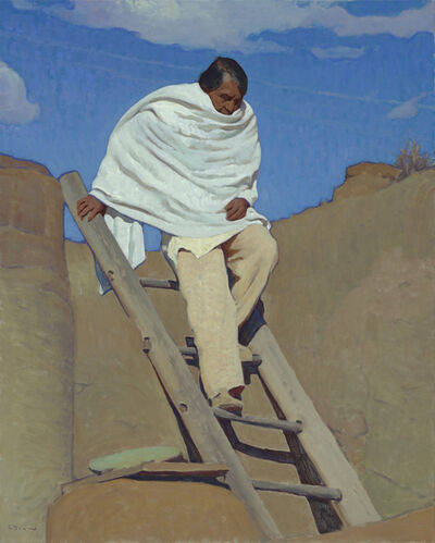 Glenn Dean, 'The Spirit Ladder ', 2020