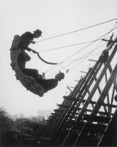 Wolfgang Suschitzky, 'Hampstead Heath Fair', 1938