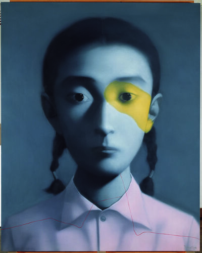 Zhang Xiaogang, 'Untitled', 2006