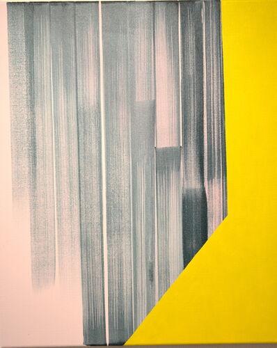 Roos van Dijk, 'Yellow windowsill', 2018