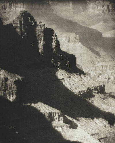 Alvin Langdon Coburn, 'The Temple of Ohm, Grand Canyon', ca. 1911