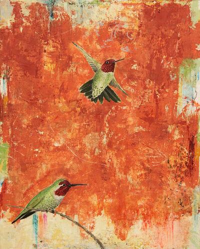 Paul Brigham, 'Anna's Hummingbirds #5', 2016