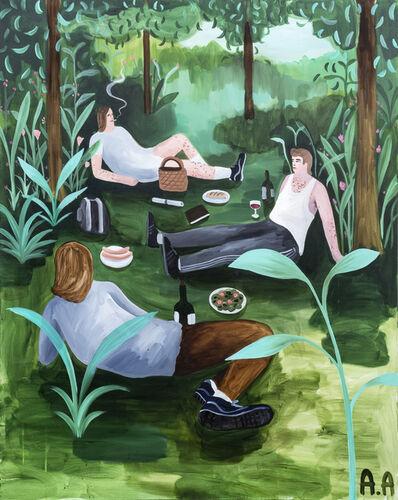 Audun Alvestad, 'Anticipating heartbreak', 2019