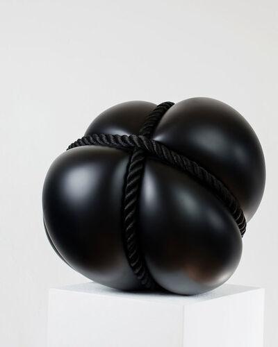 Stephan Marienfeld, 'Bondage 42 cm - Bronze schwarz', 21st century