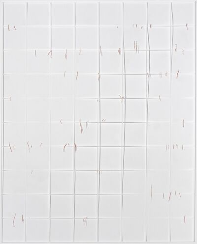Katharina Hinsberg, 'Gitter / Linien', 2015