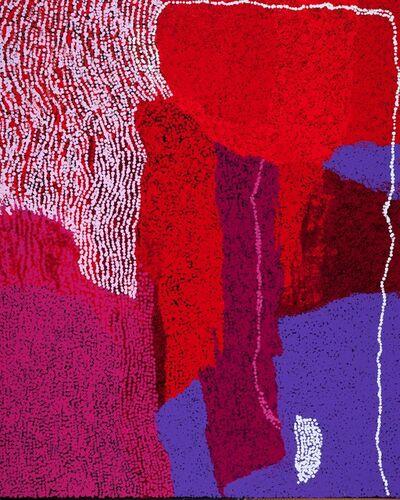 Vincent Fantauzzo, 'Yannima Tommy Watson's country by Yannima Tommy Watson (panel 3 of triptych)', 2016