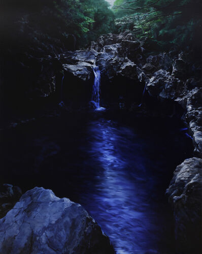 Kong Sung-Hun, 'Waterfall', 2013