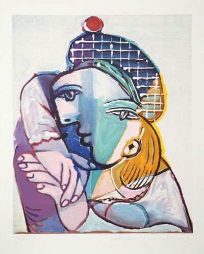 Pablo Picasso, 'Portrait de Femme au Beret Ecossais, 1937', 1979-1982