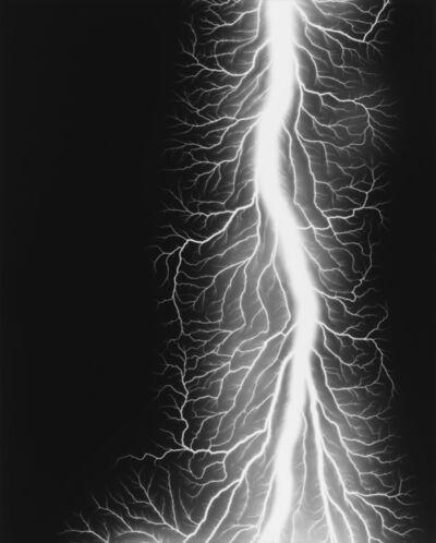 Hiroshi Sugimoto, 'Lightning Fields 327', 2014