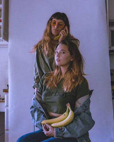 Cameron Watson, 'Untitled Print (Girls Gone Bananas)', 2018