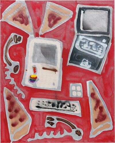Katherine Bernhardt, 'Work', 2014