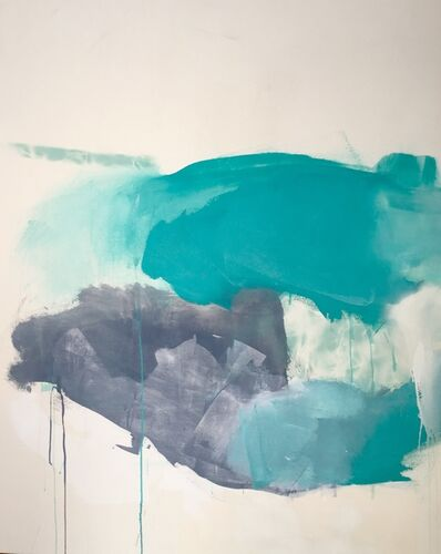 Melissa Herrington, 'I Breathe In Your Ocean. Winged Silhouettes Fly IV'