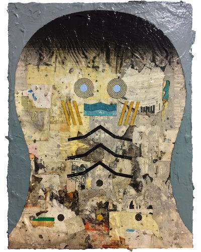 Raymond Lemstra, 'Facing Seoul #19', 2017