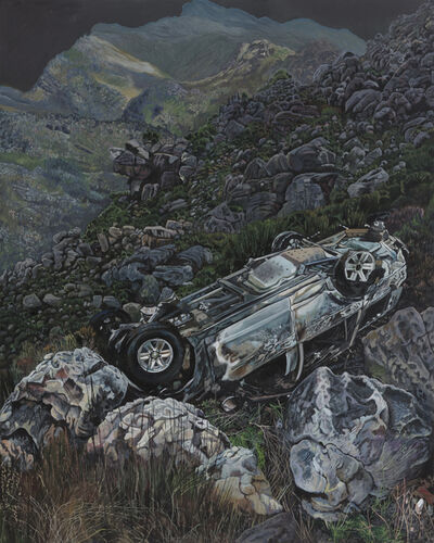 Deborah Poynton, 'Car 2', 2018