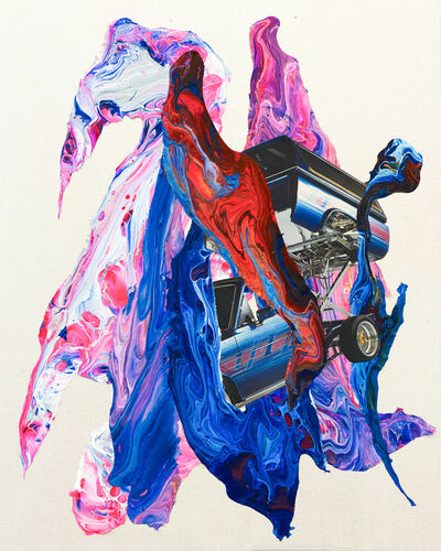 Mike Parillo, 'Raw Deal', 2014