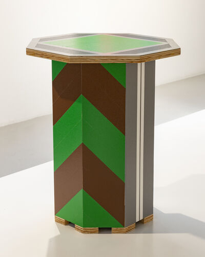 Houssein Jarouche, 'Octagonal Table 03', 2019
