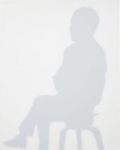 Jiro Takamatsu, 'Shadow No. 1439', 1997