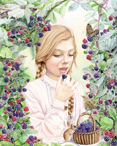 Jessica Mulholland, 'Fruits of Nature', 2020