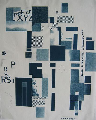 Kurt Schwitters, 'MERZ', 1923