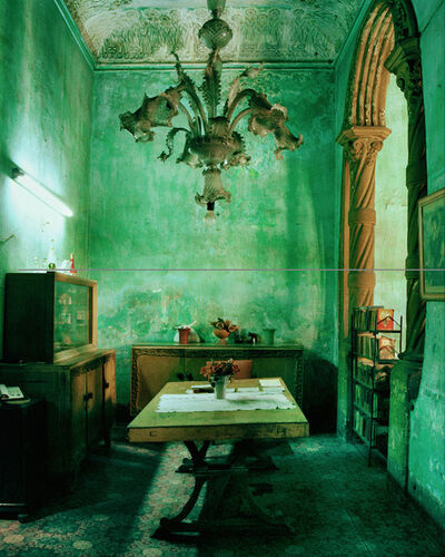 Michael Eastman, 'The Green Dining Room #2', 2002