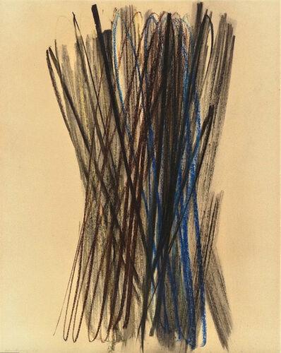 Hans Hartung, 'Sans titre', 1957