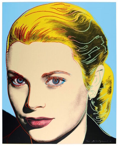 Andy Warhol, 'Grace Kelly (FS II.305) ', 1984