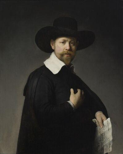 Rembrandt van Rijn, 'Portrait of Marten Looten', 1632