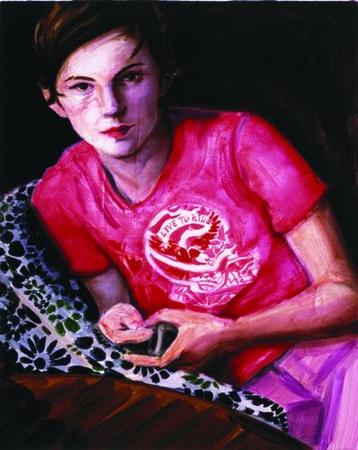 Elizabeth Peyton, 'Live to Ride (E.P.)', 2003