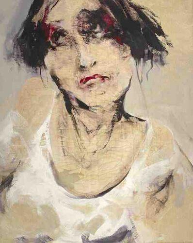 Lita Cabellut, 'Evelin', 2008