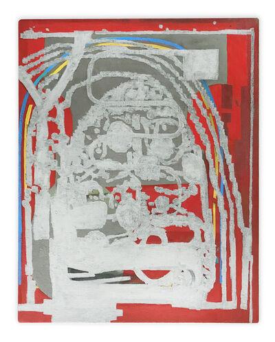 EJ Hauser, 'garden secrets (silver)', 2019