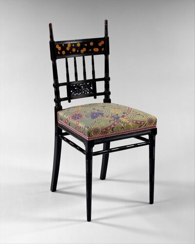 Herter Brothers, 'Chair', 1877–1879