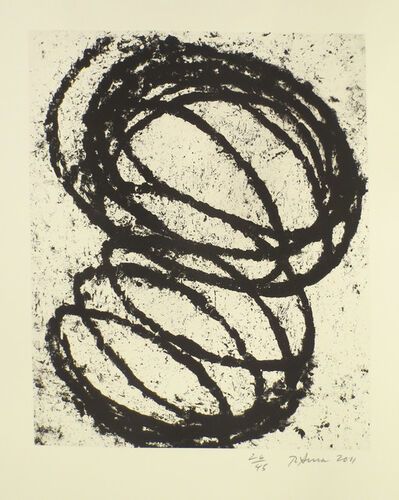 Richard Serra, 'Bight #4', 2011