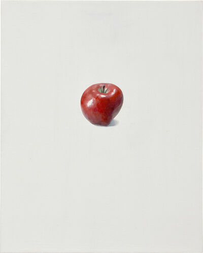 Haley Mellin, 'red_apple_2', 2014