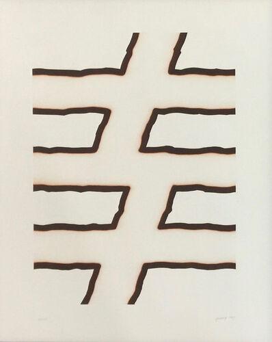 Mario Yrisarry, 'Stern', 1967