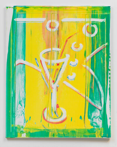Karl Horst Hödicke, 'Cocktail 2', 2003