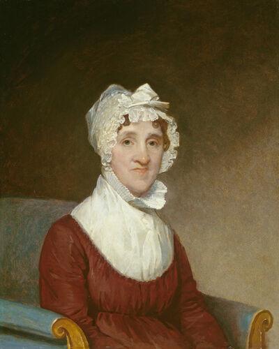 Gilbert Stuart, 'Sarah Homes Tappan (Mrs. Benjamin Tappan)', 1814