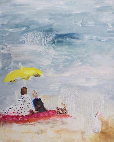 Darlene Cole, 'Entwine (Leopard Print Purse)', 2019