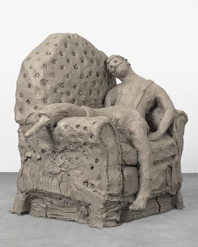 Urs Fischer, 'boy in chair', 2014