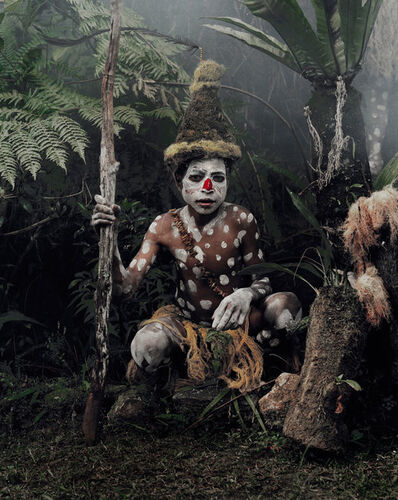 Jimmy Nelson, 'XV 59 Gogine Boy Goroka, Eastern Highland papua New Guinea - Goroka, Papua New Guinea', 2010