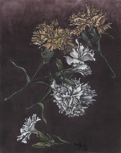 Yang Jiechang 杨诘苍, 'These are still Flowers 1913-2013 No. 1 还是花鸟画1913-2013 1号', 2013