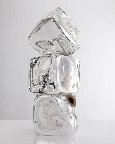Jeff Zimmerman, 'Unique stacked sculpture', 2015