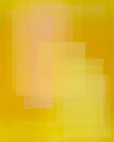 Bernadette Jiyong Frank, 'Migrant (Yellow)', 2018