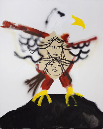 Robert Nava, 'Meditation Eagle ', 2019